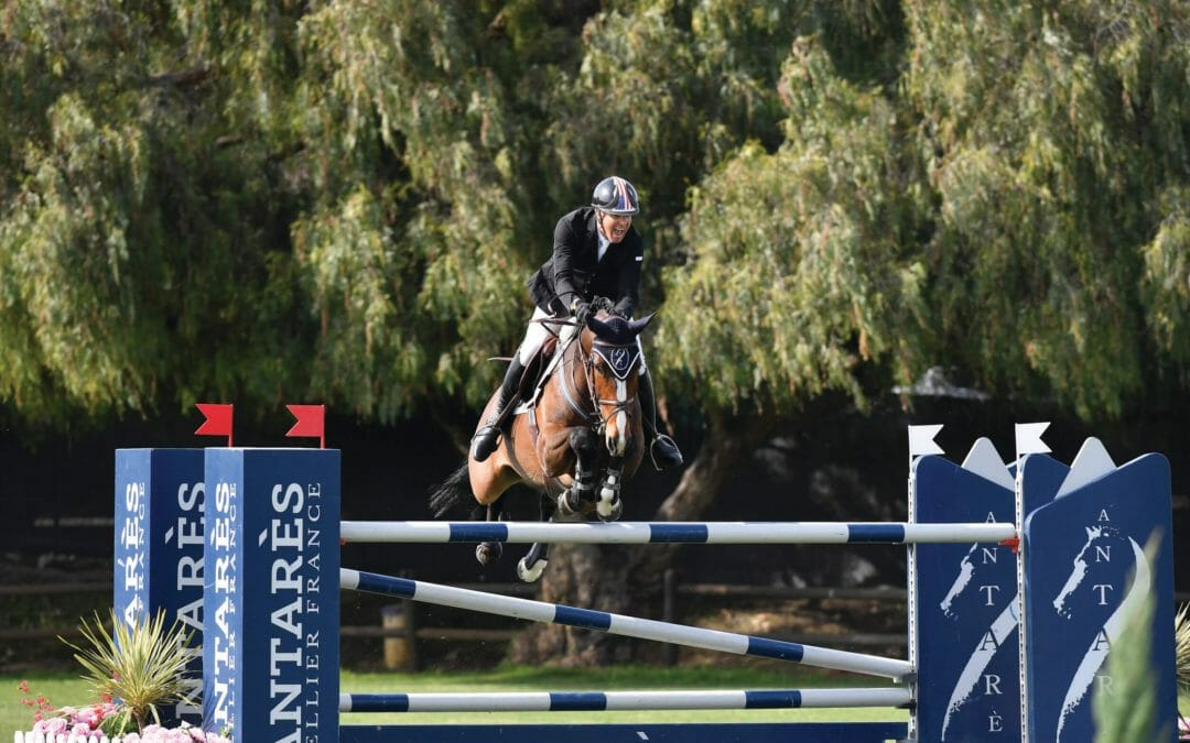 Exciting Equestrian Events at Blenheim!